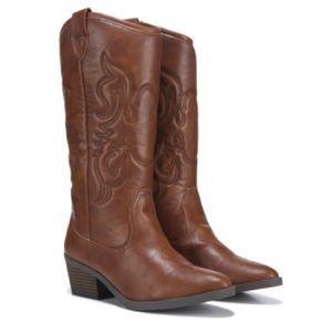Madden Girl Banjo Cowboy Boots